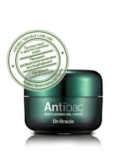 Антибактериальный увлажняющий крем-гель Доктор Оракл Antibac Moisturizing Gel Cream Dr.Oracle
