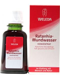 Зубной эликсир Ратания Веледа Ratanhia-Mundwasser Weleda