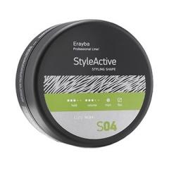 Воск с матовым эффектом Эрайба Style Active S04 Clay Wax Erayba