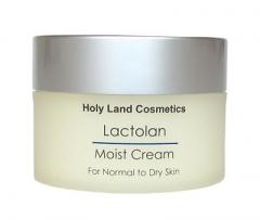 Увлажняющий крем для сухой кожи Холи лэнд LACTOLAN Moist Cream for dry skin Holy Land