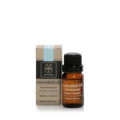 Эфирное масло Перечная мята Апивита Aromatherapy Organic Peppermint Oil Apivita
