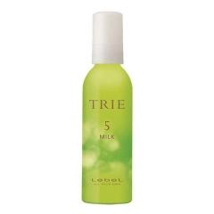 Молочко для волос средней фиксации Лебел Trie Milk 5 Lebel