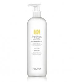 Масляное мыло для проблемной сухой кожи Бэйби Лабораториз Oil Soap Babe Laboratorios