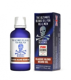 Масло для бороды Classic Blend Beard Oil The Bluebeards Revenge