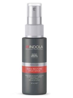 """Сыворотка-спрей для волос """"Кератиновое восстановление"""" Индола Innova Kera Restore Spray Serum Indola"""