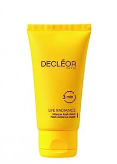 Экспресс-маска для сияния и яркости кожи Деклеор Life Radiance Masque Flash Eclat Decleor