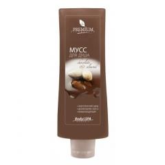 Мусс для душа Chocolate&Almond Премиум Premium