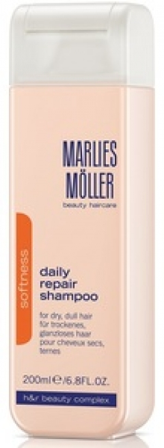 Ежедневный восстанавливающий шампунь Марлис Мёллер Daily Repair Shampoo Marlies Moller
