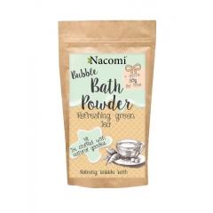 Порошок Для Ванны Освежающий Зеленый Чай Накоми Bath Powder Refreshing Green Tea Nacomi