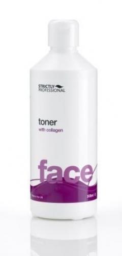 Тоник для возрастной кожи с цветками апельсина Беллитас Strictly Professional Toner with Collagen Bellitas