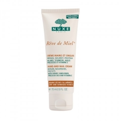 Крем для рук и ногтей Нюкс Reve de Miel Hand and nail cream Nuxe