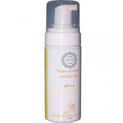 Пена для очищения чувствительной кожи Клеодерма Means To Cleans Sensitive Skin KleoDerma
