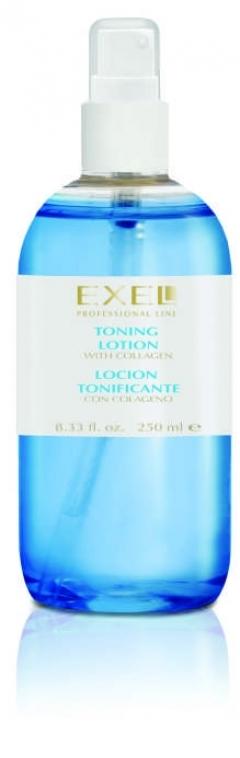 Коллагеновый лосьон для лица Биокосметика Эксель Toning Collagen Lotion Biocosmetica EXEL