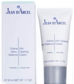 Балансирующий крем для проблемной кожи Жан д'Арсель Care for Impure Skin Creme Sebo-Balance Jean d'Arcel