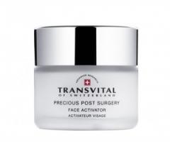 Крем-активатор пост-иньекционного ухода для кожи лица Трансвитал Face Activator Transvital