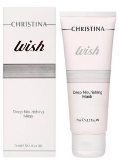 Питательная маска Кристина Wish Deep Nourishing Mask Christina