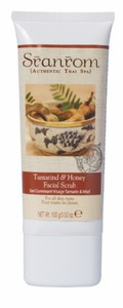 Скраб для лица Тамаринд и мед Сранром Tamarind & Honey Facial Scrub Sranrom