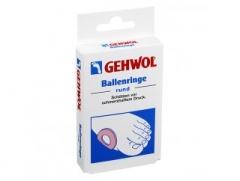 Накладки кольцо овальные Геволь Ballenringe Oval Gehwol