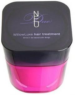 Лечение для нормальных и сухих волос Мильбон Deesses Neu Due WillowLuxe Hair Treatment Milbon