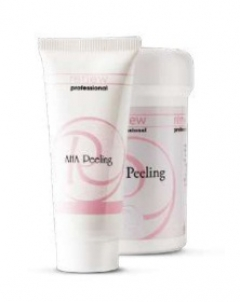 Пилинг с альфа-гидрокислотами 1 ступень Ренью AHA Peeling Renew