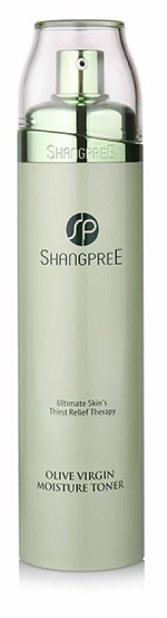 Увлажняющий тоник на основе оливкового масла ШангПри Olive Virgin Moisture Toner ShangPree