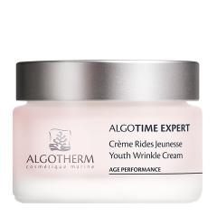 АльгоТайм Эксперт Омолаживающий крем от морщин Алготерм Youth Wrinkle Cream Algotherm