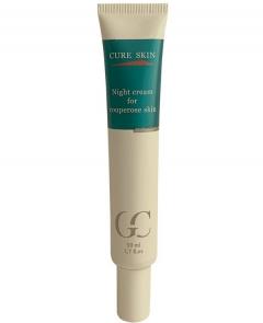 Ночной крем для куперозной кожи Кьюр Скин Night cream for Couperose skin Cure Skin