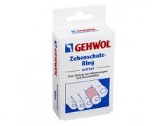 Кольца для пальцев защитные (большие, маленькие) Геволь Zehenschutz-Ring Gehwol