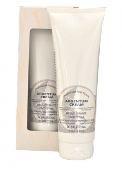 """Очищающий, балансирующий, защитный крем """"Аргентум"""" с коллоидным серебром и стволовыми клетками яблони М.Маджи Argentum Cream M.Magi"""