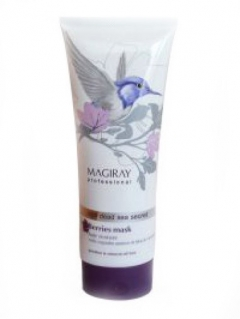Ягодная маска Мэджирей BERRIES HAIR RESTORE MASK Magiray
