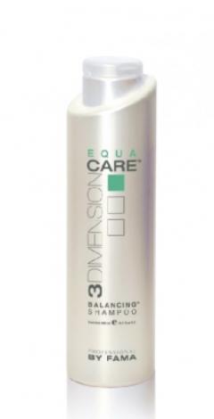 Шампунь для жирных волос Balancing shampoo Equa Professional By Fama