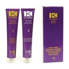 Набор для выпрямления волос БиБиКос Smoothing Crema Stirante/Neutrl Bbcos