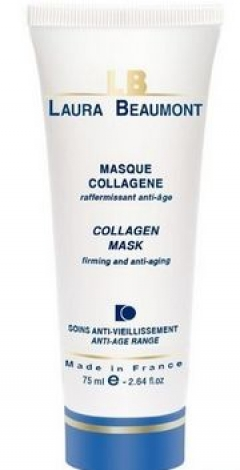 Коллагеновая маска Лаура Бомонт COLLAGEN MASK Laura Beaumont