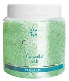 Соль с экстрактом ландыша для ванночек Кларена Podo Line Convallia Salt Clarena