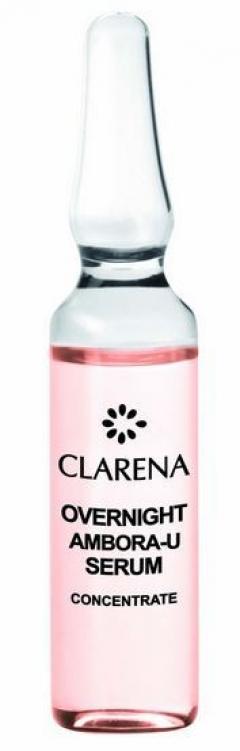 Ночная сыворотка против розацеи с амборой и витамином U Кларена Redless U Line Overnight Anti-Rosacea Serum Clarena