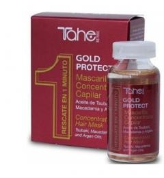 Концентрированная маска для волос Тахе Gold Protect Concentrated Hair Mask Tahe