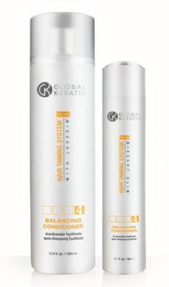 Кондиционер с кератином-питание и защита волос Глобал кератин Balance Conditioner GK Hair Professional (Global Keratin)