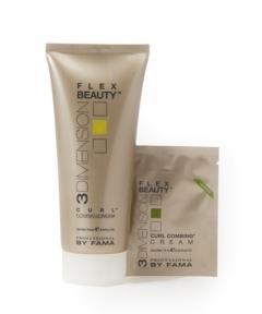 Маска для вьющихся волос Curl cream Flex Professional By Fama