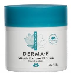 Увлажняющий крем с витамином Е 12 000 МЕ Дерма Е Vitamin E 12,000 IU Moisturizing Creme Derma E
