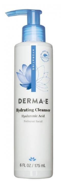 Увлажняющее средство для умывания с гиалуроновой кислотой Дерма Е Hydrating Cleanser with Hyaluronic Acid Derma E