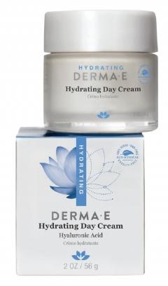 Увлажняющий дневной крем с гиалуроновой кислотой Дерма Е Hydrating Day Crеme with Hyaluronic Acid Derma E