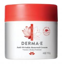 Крем с витамином А против морщин Дерма Е Anti-Wrinkle Vitamin A Retinyl Palmitate Crеme Derma E