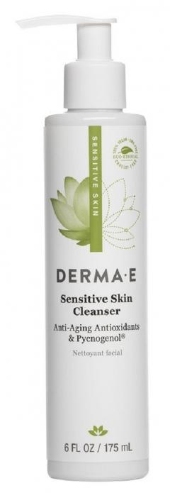 Средство для умывания с пикногенолом для чувствительной кожи Дерма Е Soothing Cleanser with Pycnogenol Derma E