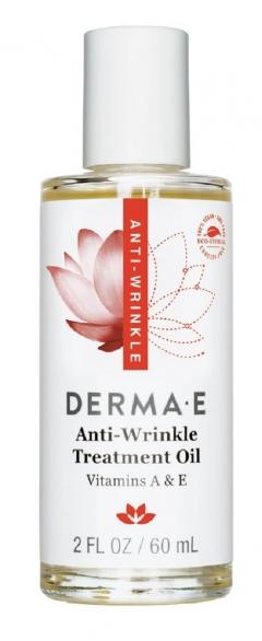 Масло с витаминами А и Е против морщин Дерма Е Anti-Wrinkle Vitamin A & E Treatment Oil Derma E