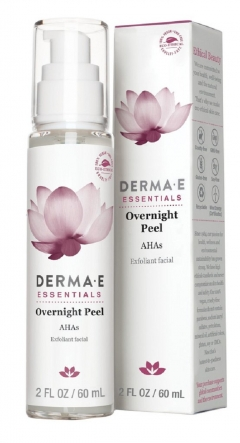 Ночной пилинг с альфа-гидроксикислотами Дерма Е Overnight Peel with Alpha Hydroxy Acids Derma E