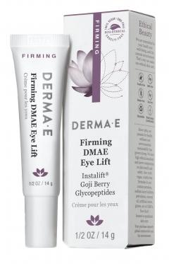 Лифтинг для кожи вокруг глаз с ДМАЭ для упругости кожи Дерма Е Firming DMAE Eye Lift Derma E
