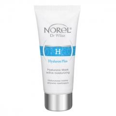 Интенсивно увлажняющая маска с гиалуроновой кислотой Норел Hyaluron Plus – Hyaluronic mask active moisturizing Norel