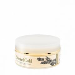 Мелкозернистый пилинг с корундом, коллоидным золотом и фруктовыми экстрактами Органик Eternal Gold Сorundum Face Peeling Organique