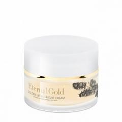 Золотой ночной крем-лифтинг Органик Eternal Gold Golden Lifting Night Cream Organique