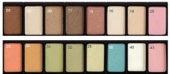 Сухие тени для век (без контейнера) Жан д'Арсель Face Cosmetics Eye Shadow Powder Refill Jean d'Arcel